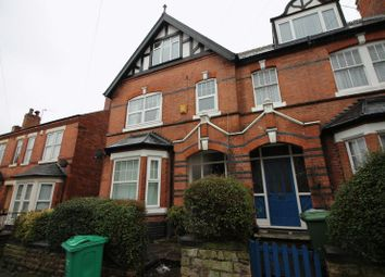 Thumbnail 6 bed terraced house to rent in Burford Road, Nottingham