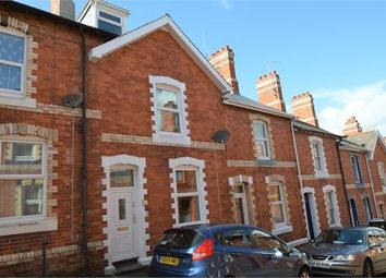 Thumbnail 3 bed terraced house for sale in Beaumont Road, Newton Abbot, Devon.