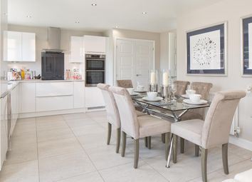 "Thumbnail 4 bedroom detached house for sale in ""Chesham"" at Gilhespy Way, Westbury"