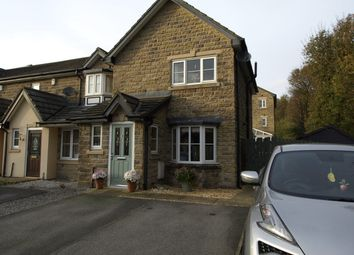 Thumbnail 3 bed end terrace house for sale in Bluehills Lane, Lower Cumberworth, Huddersfield