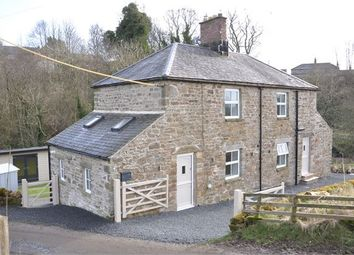 Thumbnail 2 bed detached house for sale in Demesne Cottage, Gunnerton, Northumberland.