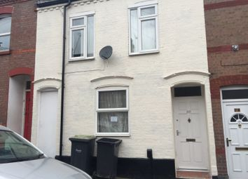Thumbnail 4 bed terraced house to rent in Cambridge Street, Luton, Beds