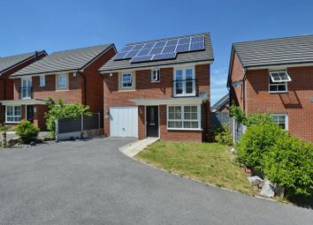 Thumbnail 4 bed detached house for sale in Lodge Close, Radcliffe, Manchester