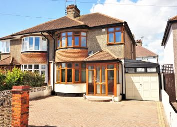 Thumbnail 3 bed semi-detached house for sale in Manners Way, Southend-On-Sea