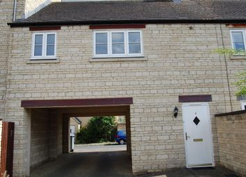 Thumbnail 1 bed terraced house to rent in Pine Rise, Madley Park, Witney, Oxon