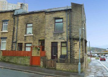 Thumbnail 2 bed terraced house to rent in Haley Hill, Halifax