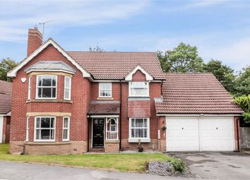 Thumbnail 4 bed detached house for sale in Youngs Drive, Harrogate, North Yorkshire