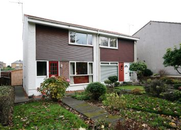 Thumbnail 2 bedroom semi-detached house for sale in Southfield Farm Grove, Edinburgh