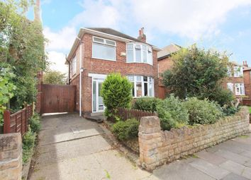 Thumbnail 3 bed detached house for sale in Ranelagh Grove, Wollaton, Nottingham
