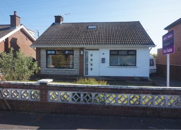 Thumbnail 4 bed detached bungalow for sale in Ilford Park, Belfast