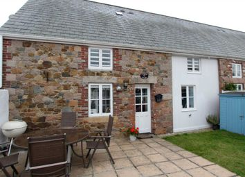Thumbnail 3 bed end terrace house for sale in La Rue A La Dame, St. Saviour, Jersey