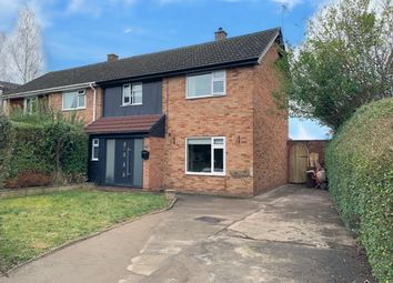Thumbnail 3 bed semi-detached house for sale in White House Way, Hereford