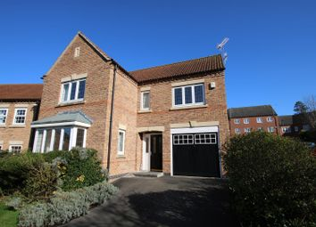 Thumbnail 4 bed detached house for sale in Balmoral Drive, Greylees, Sleaford