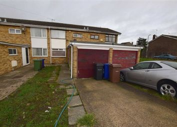 Thumbnail 3 bed terraced house for sale in Byron Gardens, Tilbury, Essex