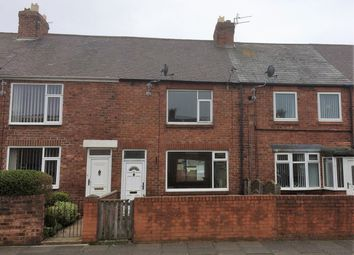 2 bed terraced house for sale in Hawthorn Road, Ashington NE63