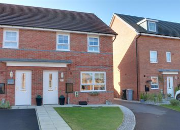 Thumbnail 3 bed semi-detached house for sale in Collerick Close, Alsager, Stoke-On-Trent