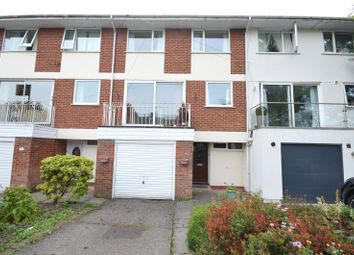 Thumbnail 4 bed terraced house for sale in Cleveley Park, Allerton, Liverpool