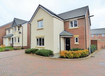Thumbnail 4 bed detached house for sale in Bobbin Close, Brockworth, Gloucester