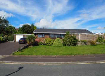 Thumbnail 4 bed detached bungalow for sale in The Bryn, Derwen Fawr