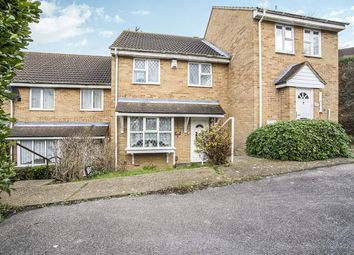 Thumbnail 3 bed terraced house for sale in Wedgewood Drive, Chatham