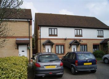 Thumbnail 2 bedroom terraced house to rent in Davey Close, Ipswich