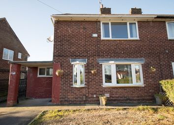 Thumbnail 3 bed semi-detached house for sale in Seedley Avenue, Walkden, Manchester