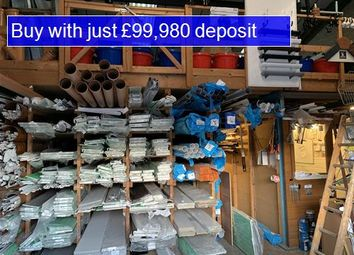 Thumbnail Warehouse for sale in S71, Carlton, South Yorkshire