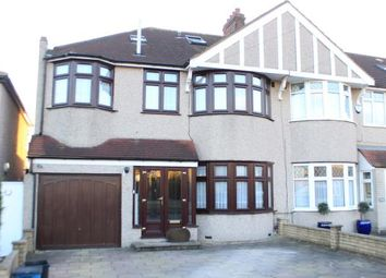 Thumbnail 5 bed property for sale in Clayhall, Ilford, Essex