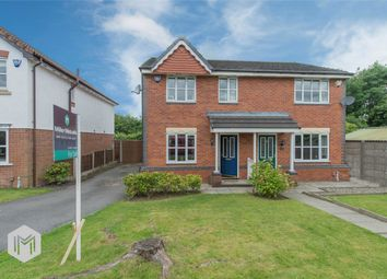 Thumbnail 3 bed semi-detached house for sale in Wainscot Close, Astley, Manchester, Lancashire