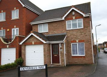 Thumbnail 3 bed detached house for sale in Deverills Way, Langley, Berkshire
