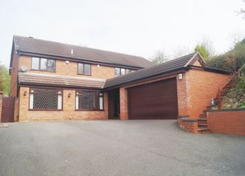 Thumbnail 5 bed detached house for sale in Mayfield Road, Burton-On-Trent