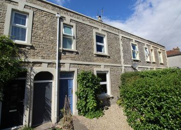 Thumbnail 3 bed terraced house for sale in Strode Road, Clevedon
