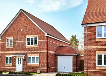 Thumbnail 4 bed detached house for sale in Pitts Lane, Earley, Reading