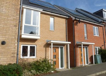 Thumbnail 2 bed end terrace house for sale in Consort Gardens, East Cowes