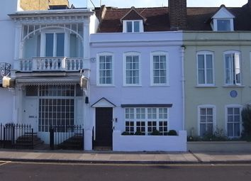 Thumbnail 3 bed terraced house to rent in The Terrace, Barnes, London
