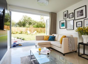 "Thumbnail 4 bedroom detached house for sale in ""The Tetbury"" at Boughton Road, Moulton, Northampton"