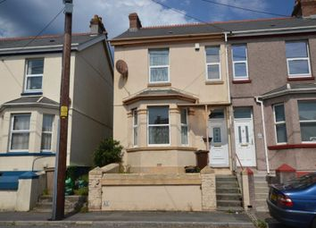 Thumbnail 2 bed terraced house for sale in Pomphlett Road, Plymouth, Devon