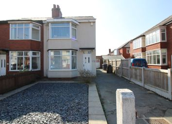 Thumbnail 2 bed semi-detached house for sale in Goodwood Avenue, Blackpool, Lancashire