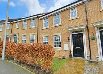 Thumbnail 3 bed terraced house for sale in Beech Close, Market Weighton, York