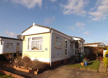 Thumbnail 1 bed mobile/park home for sale in Fleet End Road, Warsash, Southampton