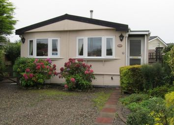 Thumbnail 2 bed mobile/park home for sale in Fell View Park (Ref 5407), Gosforth, Cumbria