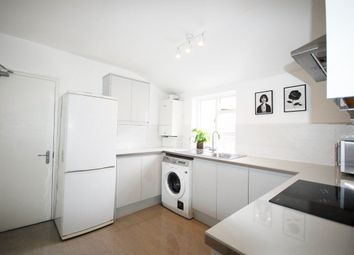 Thumbnail 3 bed flat to rent in Duckett Road, London