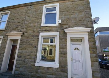 Thumbnail 2 bed end terrace house to rent in Arthur Street, Clayton Le Moors, Accrington