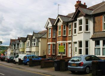 Thumbnail 3 bed terraced house to rent in Hughenden Road, High Wycombe