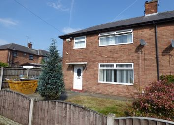 Thumbnail 3 bed semi-detached house for sale in Crawley Avenue, Warrington, Cheshire