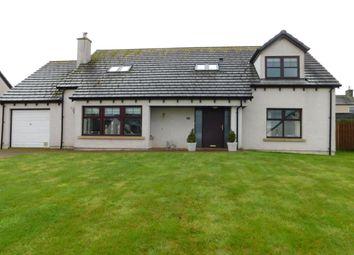 Thumbnail 4 bed detached house for sale in Raeburn Common, Pettinain, Lanark