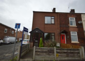 Thumbnail 2 bed end terrace house to rent in Moorside Road, Swinton, Manchester
