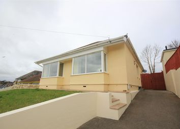 Thumbnail 3 bed bungalow to rent in Langdon Road, Parkstone, Poole