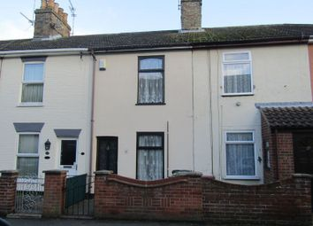 Thumbnail 2 bed terraced house for sale in Nelson Road, Gorleston, Great Yarmouth