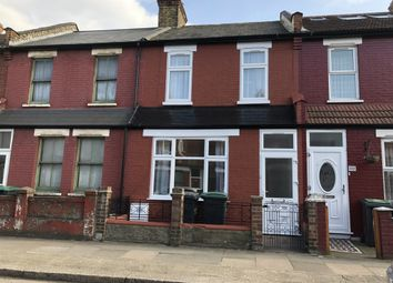 Thumbnail 3 bed terraced house to rent in Rosebery Avenue, London